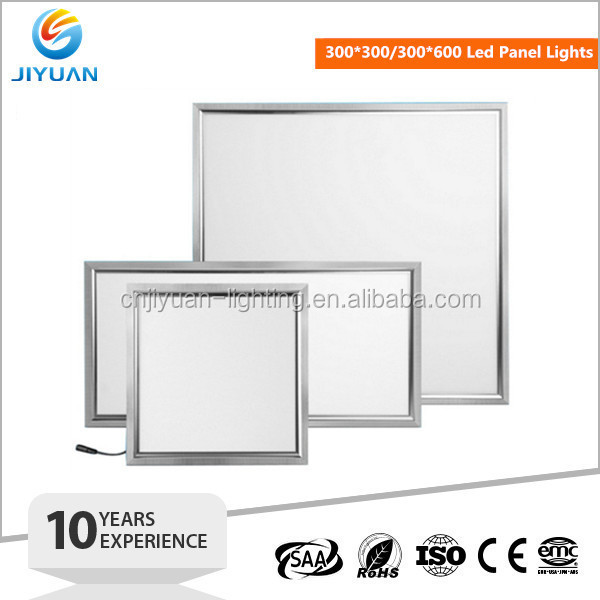 Custom made small size 10x10 cm led panel lighting with best price