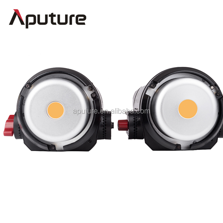 Aputure daylight LS C120d led lights video production, led bulbs for photography