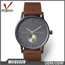 High quality fashion watches new 2015 styles men watches leather band with interchangeable bar
