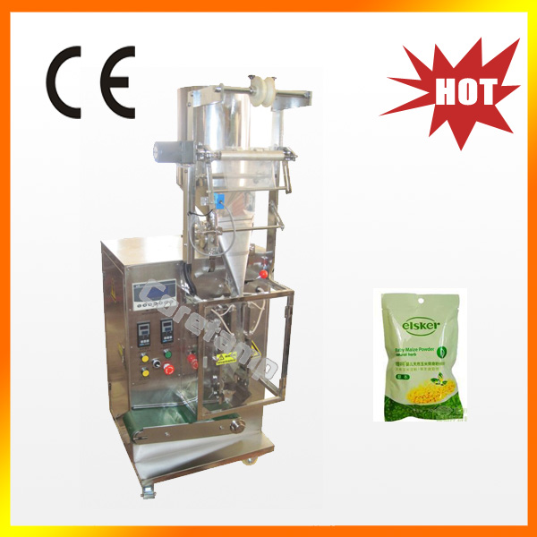 skin lotion packaging machine