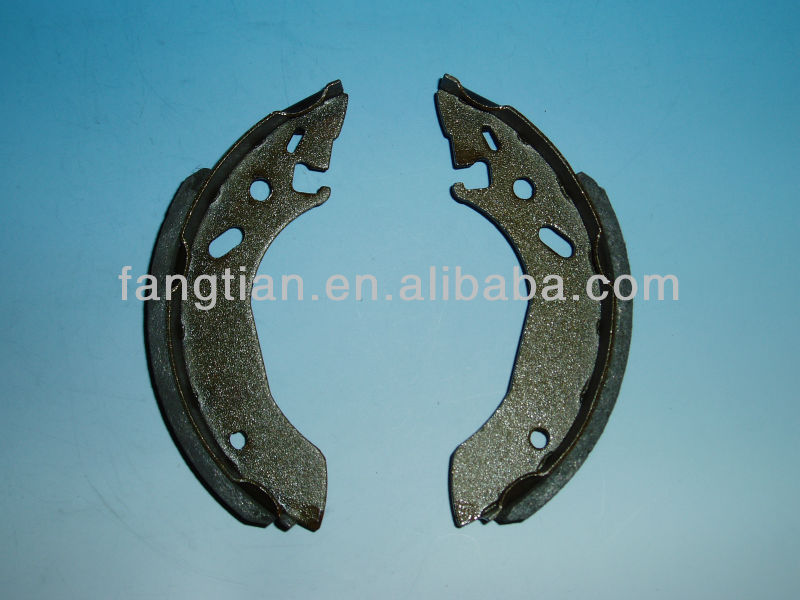 auto brake shoes marketed in japan