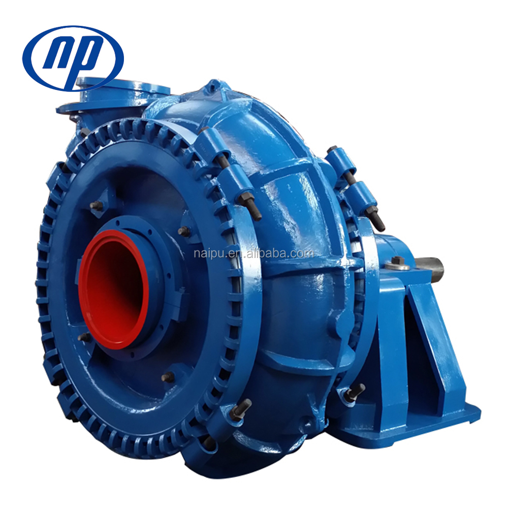 300ZJS China Booster Slurry Pumps Centrifugal Sand Gravel Pump