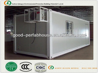 20ft connected standard prefabricated container house