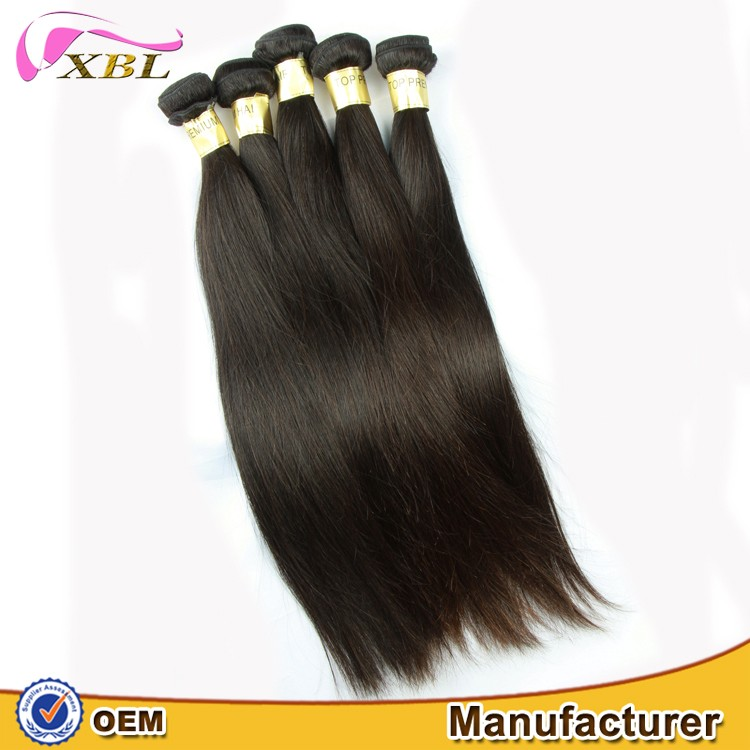 Most popular gold supplier really human hair fast delivery virgin brazilian hair