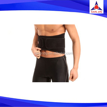 New women thermo fat burn slimming belt exercise with spring stay