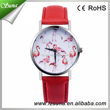 Casual quartz watches leather sport women wristwatches for girl dress