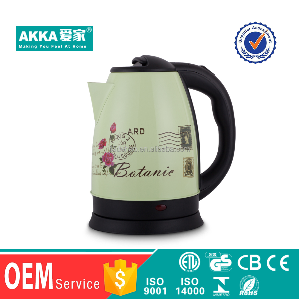 New style fashionable low price mlm product good electric kettle