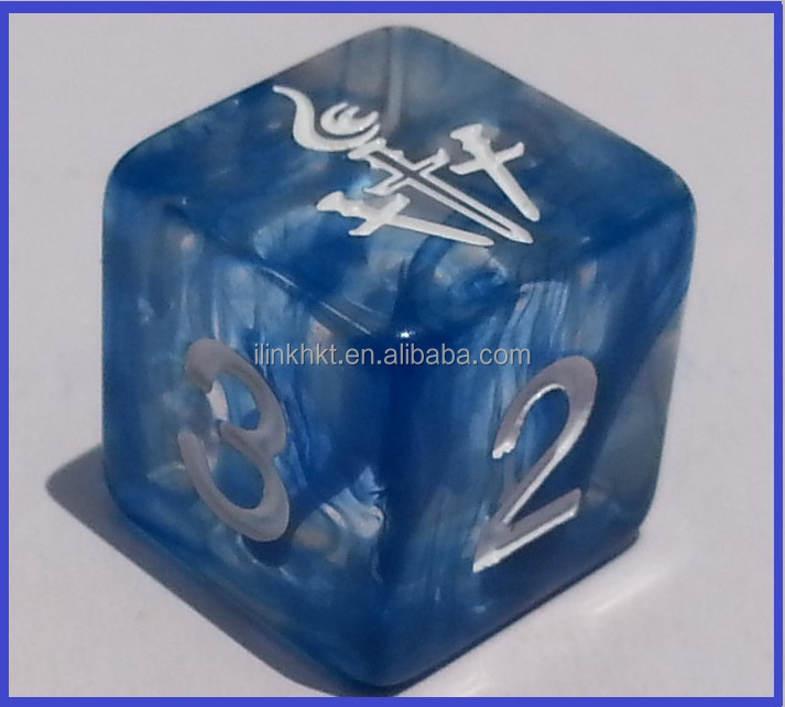 High Quality Custom Dices
