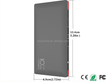 Hot sellling 2600mah multi function portable 2016 power bank