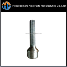 Chinese factory auto transmission spline shaft