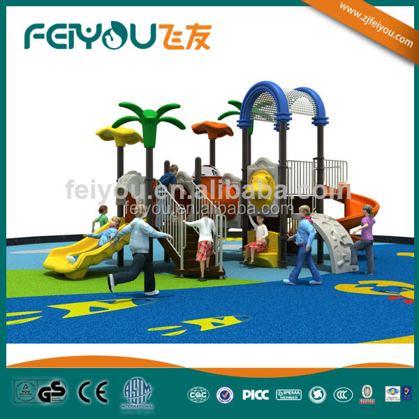 2014 lldpe outdoor playground sunray play structure inflatable play structure plastic toy backyard play structures