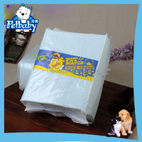 Fashionable best sell cheap cotton quilted pet training pad