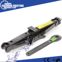Factory offering professional 0.6T small scissor car jack