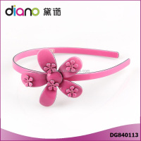Reliable Lovely Acrylic Flower Headband Manufacturer