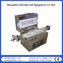 Sheraho High temperature tube furnace two zone tube furnace