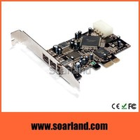 High Performance firewire cards for pc