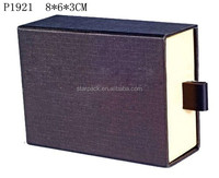 P1921 Alibaba Express Paper Jewelry Drawer Box Small Trinket Box