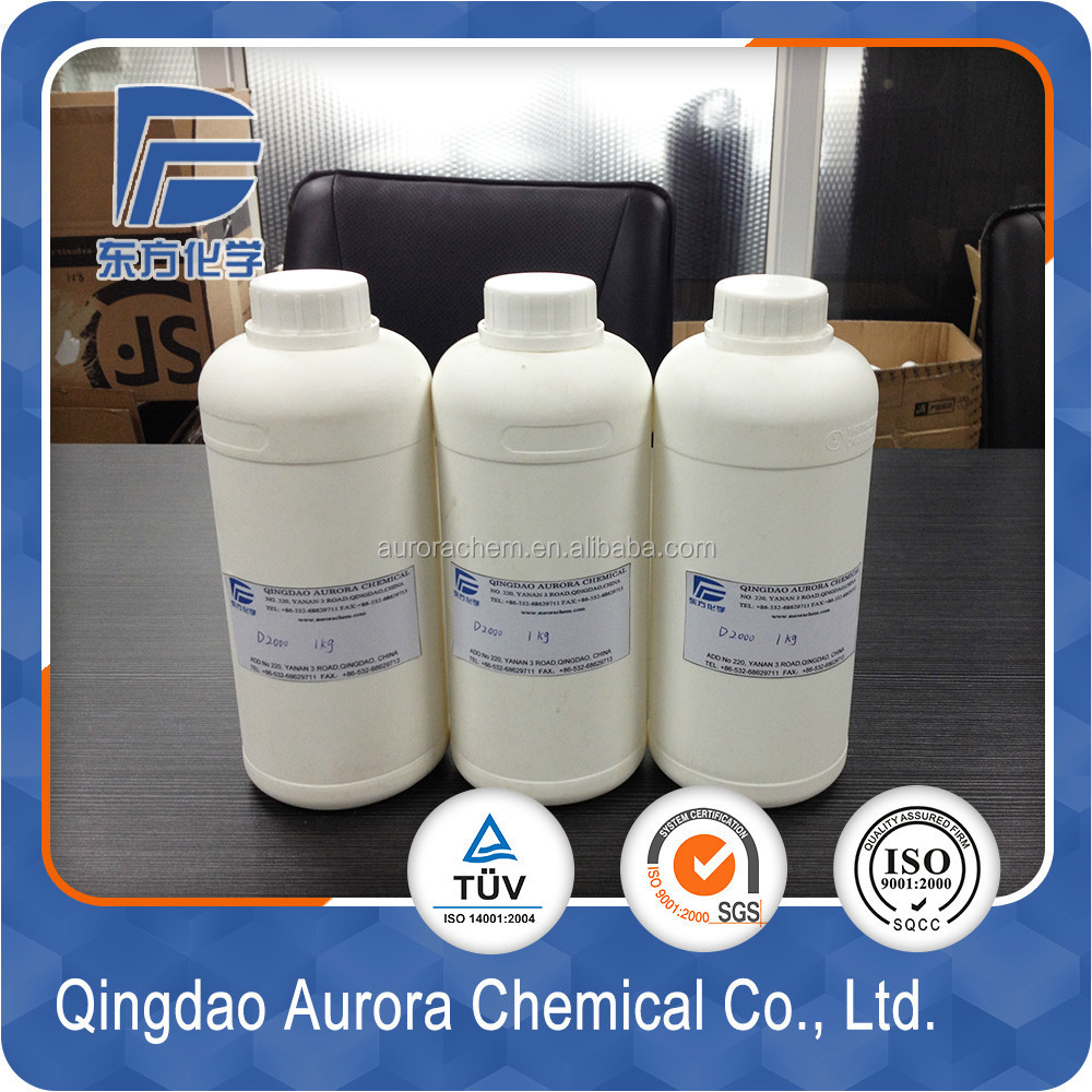 Curing agent for epoxy resin, Polyetheramine D2000