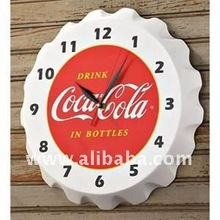 Coca-Cola Design Wall Clock