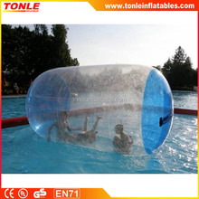 Transparent Inflatable Roller Water for sale, Inflatable Water Roller Coaster for kids