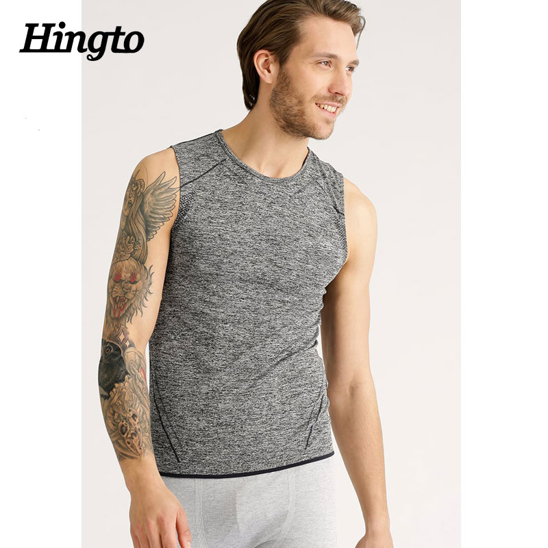 Wholesale dri fit mens fitness bodybuilding singlet tank top