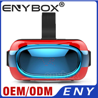 Newest 2016 Smart Google Glass 3D Image Glasses From Eny EVR01 Virtual Reality Box