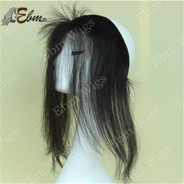 100% Human Hair Best Hair Accessory Invisible Wig I Band Lace Grip Band For Jewish Wig Kosher Wigs
