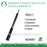 75 ohm rg11 kx6 coaxial cable