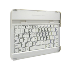 For 10.1 inch Tablet!!! Aluminum Bluetooth Keyboard For Samsung Galaxy Tab 10.1 inch