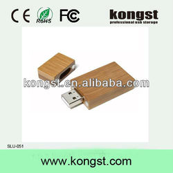 Promotion gift usb 2.0 flash disk transcend 2.0 usb drives Toshiba Chips Bulk sell 1gb bamboo wood usb flash drive