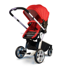 2016 luxury linked brake stroller