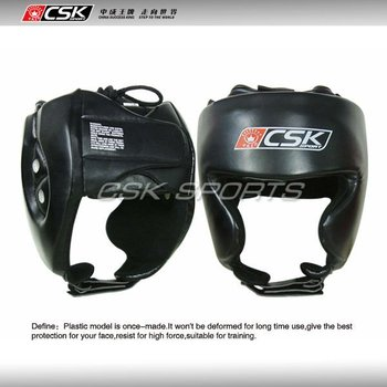 Synthetic leather Training Boxing Sparring Headgear