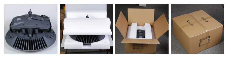 Zhongshan warehouse high power ufo 150w 250w 500w led high bay light