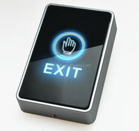 Access control Touch to Exit Button