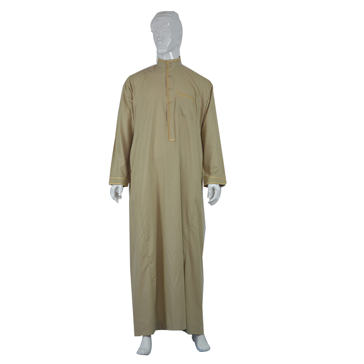 Factory Directly Supplier Saudi Arab Men Thobe