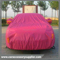 Colourful updated PEVA & PP cotton car covers for tarpaulin price