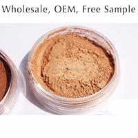 15g Smooth Skin Loose Face Powder Oil Control Whitening Matte Powder SPF25 PA++
