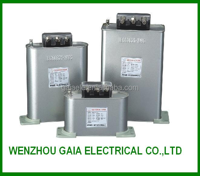 Three Phase Type Low voltage Shunt Power Capacitor
