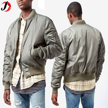 Dongguan City Factory Custom stylish Classic Man Bomber Winter Jacket Wholesale