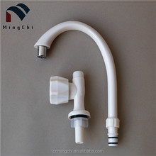 Kitchen tap sets plastic pp tap brass faucet tap lock