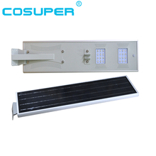 mobile app controlled led solar garden light 18w 20w 30w