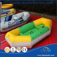 high quality durable inflatable rafting boat