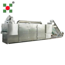 fruit and vegetable dryer/conveyor dryer/green leaf vegetable drying machine