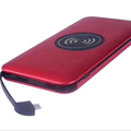 Wholesale 10000mah fast charge wireless power bank hotest selling