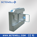intelligent swing turnstile security barrier gate (access control system) turnstile swing