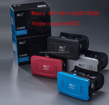 Newest 3D Glasses Google Cardboard Virtual Reality Glasses that you can never miss!