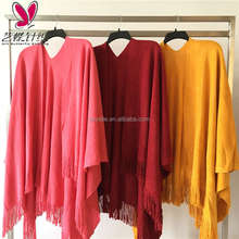 Professional knitted shawl with high quality