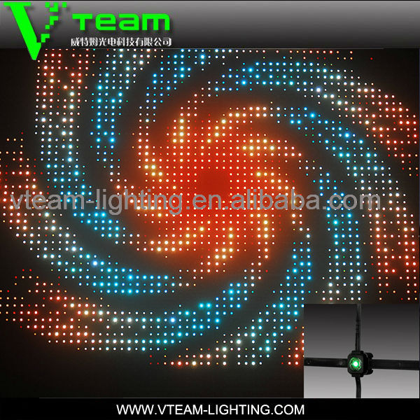 advertising outdoor mesh led display/screen/panel