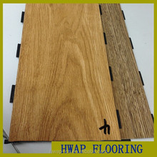 Environment protect and easy intallation vinyl floor plank 5.2mm thickness