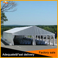 Factory whole sell aluminum frame event tent accomodate 200 people tent